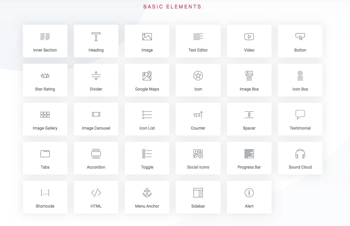 Basic Free Elements