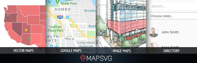 MapSVG Lite