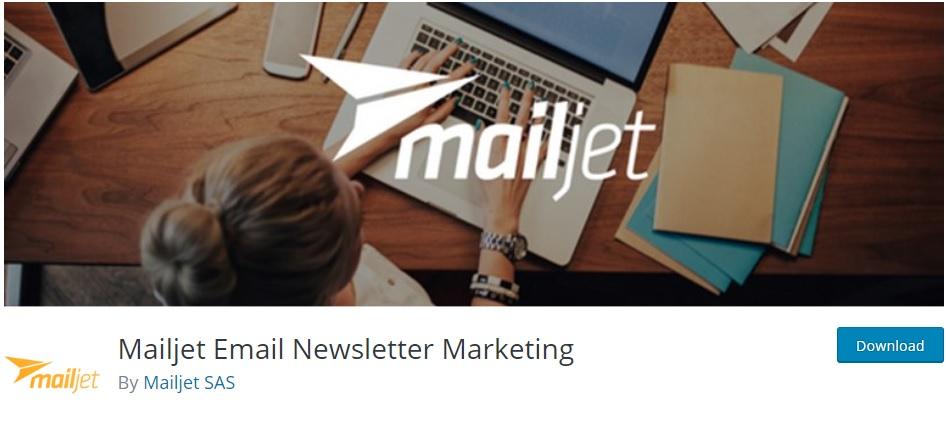 mailjet wordpress newsletter plugins